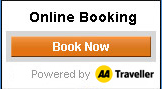 Book securely online with the AA