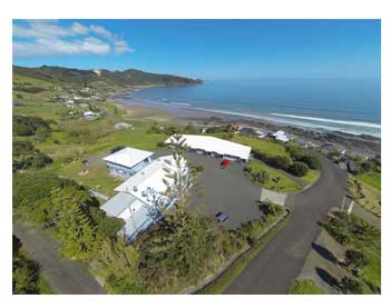 Ahipara Motel accommodation, Northland