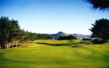 Ahipara Links 18 hole golf course, Image ©