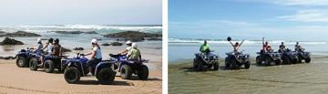 Quad bike tours, Image ©