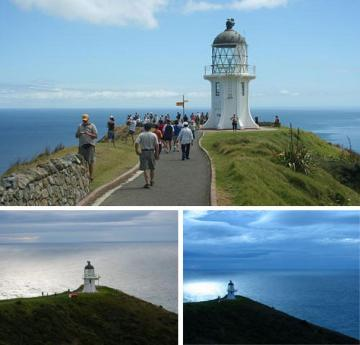 Cape Reinga Lighthouse, Northland, New Zealand, Image ©